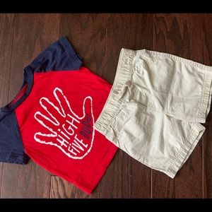 First impression Play Tee and Short Bundle